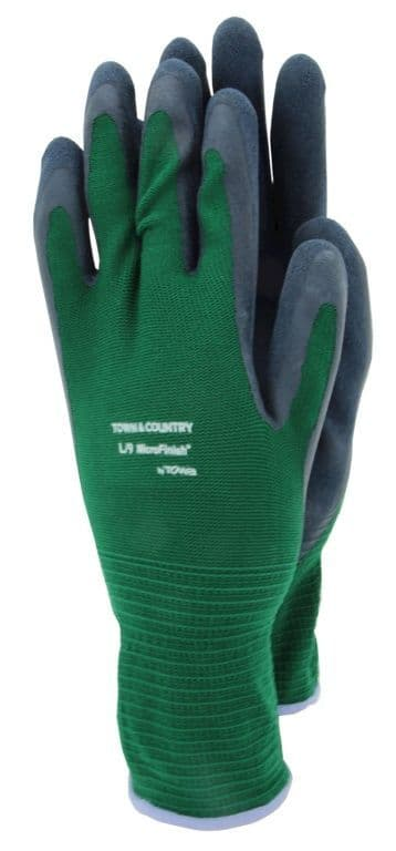 Town & Country Mastergrip Green Glove - Small